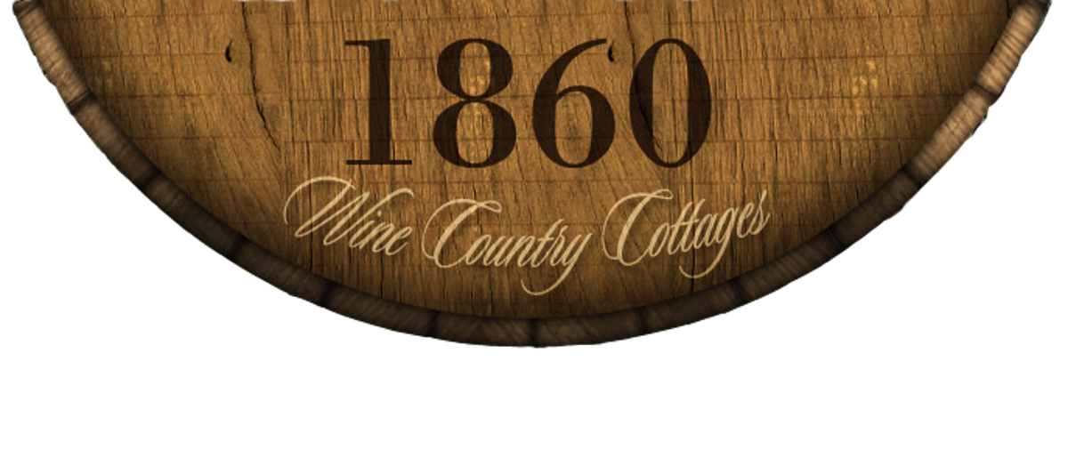 1860 Wine Country Cottages